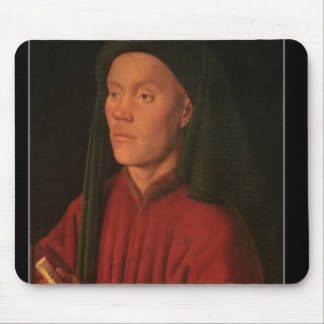 Portrait of a Young Man, 1432 Mouse Pad