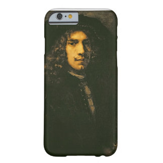 Portrait of a Young Man, 1658 (oil on canvas) Barely There iPhone 6 Case