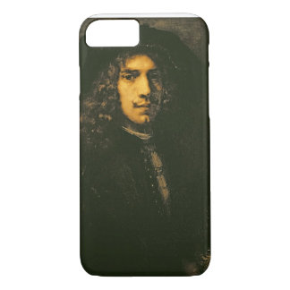 Portrait of a Young Man, 1658 (oil on canvas) iPhone 8/7 Case