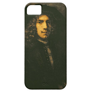 Portrait of a Young Man, 1658 (oil on canvas) iPhone SE/5/5s Case