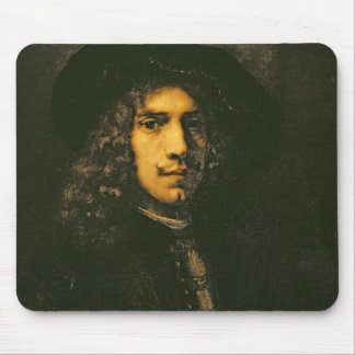 Portrait of a Young Man, 1658 (oil on canvas) Mouse Pad