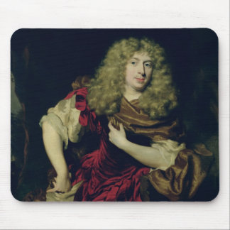 Portrait of a Young Man, 1676 Mouse Pad