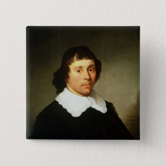 Portrait of a Young Man 3 Pinback Button