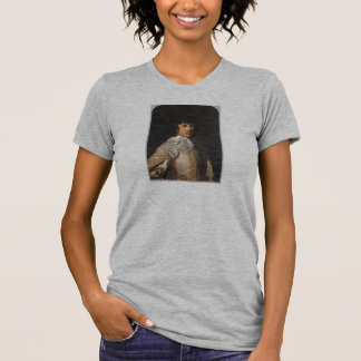 Portrait of A Young Man by Jean Tassel Shirts