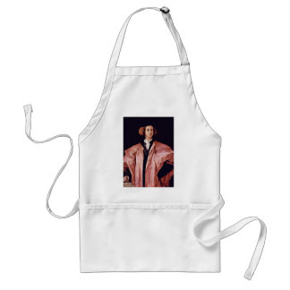 Portrait Of A Young Man By Pontormo Jacopo Best Q Aprons