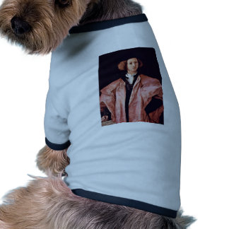Portrait Of A Young Man By Pontormo Jacopo Best Q Pet Tshirt