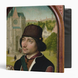 Portrait of a Young Man, c.1480 3 Ring Binder