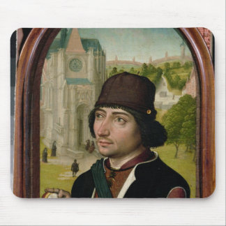 Portrait of a Young Man, c.1480 Mouse Pad