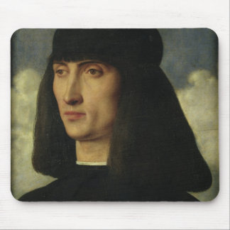Portrait of a Young Man, c.1500 Mouse Pad