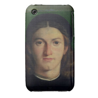 Portrait of a Young Man, c.1505 (oil on panel) iPhone 3 Case