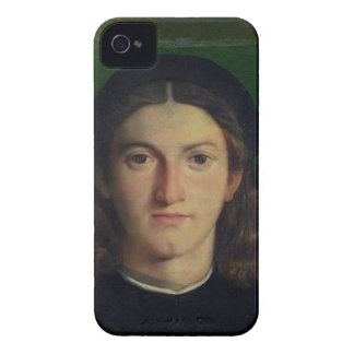 Portrait of a Young Man, c.1505 (oil on panel) iPhone 4 Cover