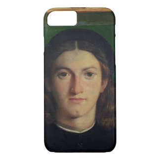 Portrait of a Young Man, c.1505 (oil on panel) iPhone 7 Case