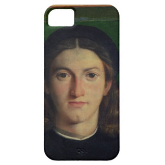 Portrait of a Young Man, c.1505 (oil on panel) iPhone SE/5/5s Case