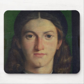 Portrait of a Young Man, c.1505 (oil on panel) Mouse Pad