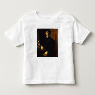 Portrait of a young man, c.1532-40 (oil on panel) toddler t-shirt