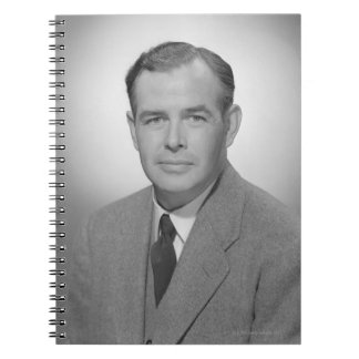 Portrait of a Young Man Notebook