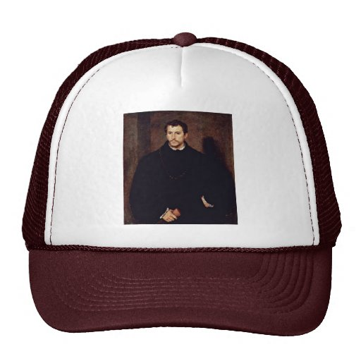 Portrait Of A Young Man (The Young Englishman) Hat