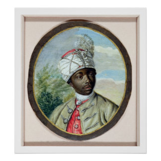 Portrait of a Young Man (w/c and bodycolour on vel Poster