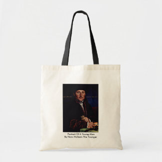 Portrait Of A Young ManBy Hans Holbein The Younger Tote Bag