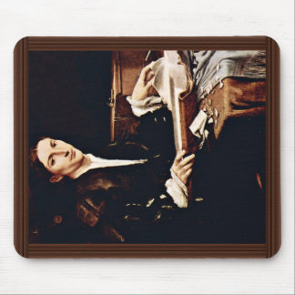 Portrait Of A Young Scholar By Lotto Lorenzo (Best Mousepad