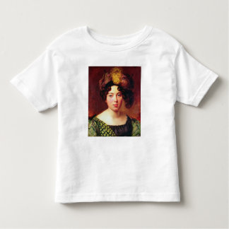 Portrait of a Young Scottish Woman Toddler T-shirt