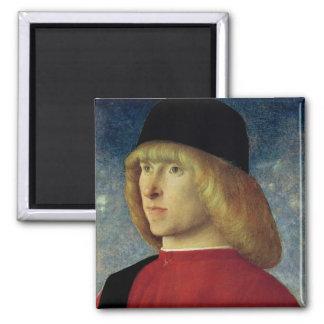 Portrait of a Young Senator, 1485-90 Magnet