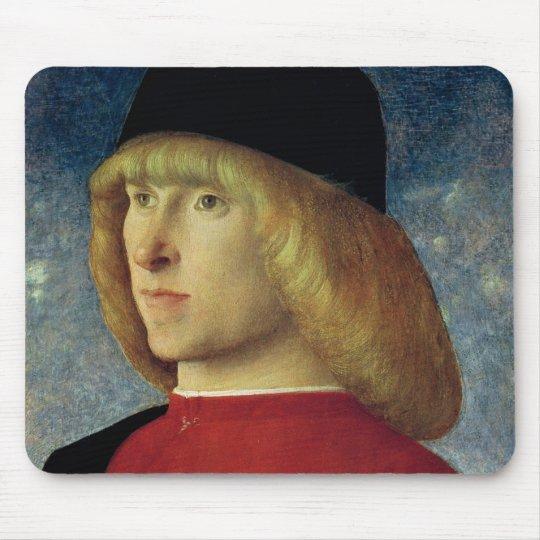 Portrait of a Young Senator, 1485-90 Mouse Pad