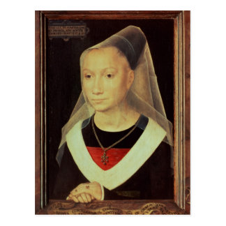 Portrait of a Young Woman, 1480 Postcard