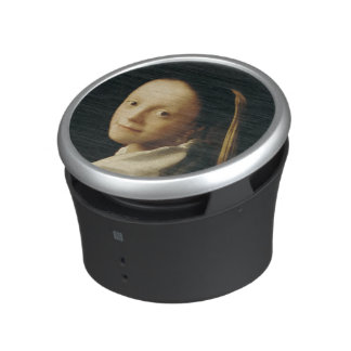 Portrait of a Young Woman, c.1663-65 Bluetooth Speaker
