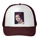 Portrait Of A Young Woman (La Belle Ferronière) By Trucker Hats