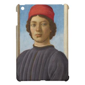 Portrait of a Youth, c.1485 (oil & tempera) Case For The iPad Mini