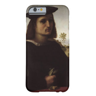 Portrait of a Youth with Gloves, 1514 (oil on pane Barely There iPhone 6 Case