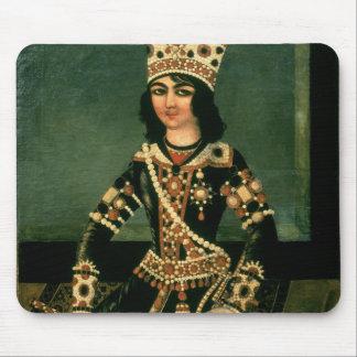 Portrait of Abbas-Minza Mouse Pad