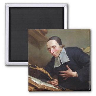 Portrait of Abbot Firmin Tournus Magnets