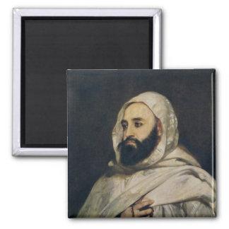 Portrait of Abd el-Kader Magnet