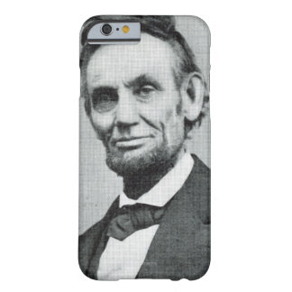 Portrait of Abe Lincoln 1 Barely There iPhone 6 Case