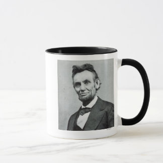 Portrait of Abe Lincoln 1 Mug