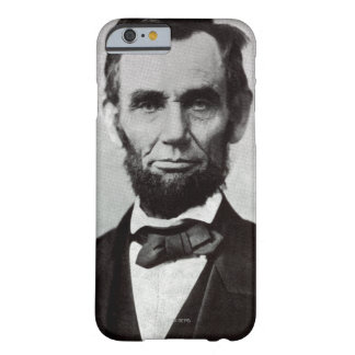 Portrait of Abe Lincoln 2 Barely There iPhone 6 Case