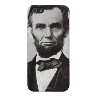 Portrait of Abe Lincoln 2 Cover For iPhone SE/5/5s