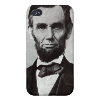 Portrait of Abe Lincoln 2 iPhone 4/4S Case
