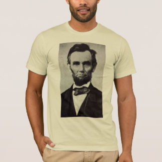 Portrait of Abe Lincoln 2 T-Shirt