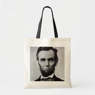 Portrait of Abe Lincoln 2 Tote Bag