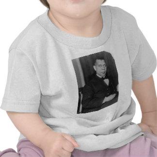 Portrait of Abolitionist Booker T. Washington T-shirt