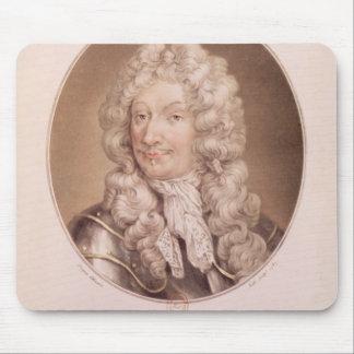 Portrait of Abraham Duquesne Mouse Pad
