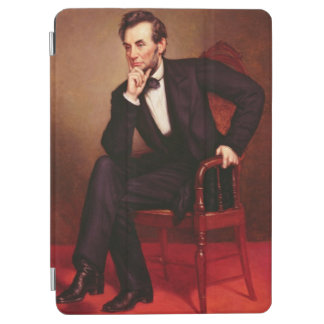 Portrait of Abraham Lincoln iPad Air Cover