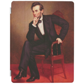 Portrait of Abraham Lincoln iPad Cover
