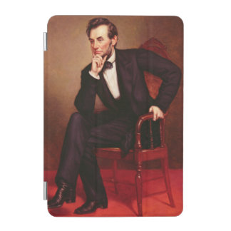 Portrait of Abraham Lincoln iPad Mini Cover
