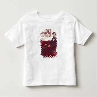 Portrait of Abraham Lincoln Toddler T-shirt