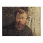 Portrait of Achille Granchi Taylor, 1885 Post Cards