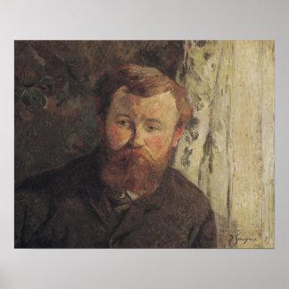 Portrait of Achille Granchi Taylor, 1885 Poster